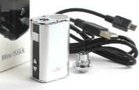 KIT - Eleaf Mini iStick 10W - 1050mA VV ( ΑΣΗΜΙ ) εικόνα 1