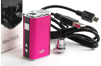 KIT - Eleaf Mini iStick 10W - 1050mA VV ( ΚΟΚΚΙΝΟ ) εικόνα 1