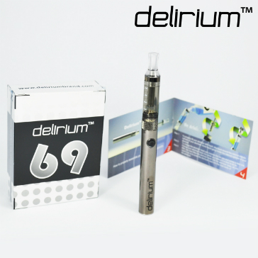 Electronic Cigarette - delirium 69 Classic (Single Kit)