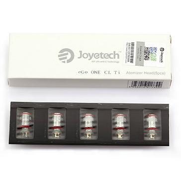 ΑΤΜΟΠΟΙΗΤΉΣ - Joyetech CL-Ti 0.4Ω Atomizer Heads