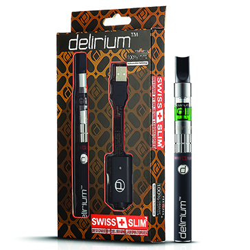 KIT - delirium Swiss & Slim V2 ( Single Kit - Black )