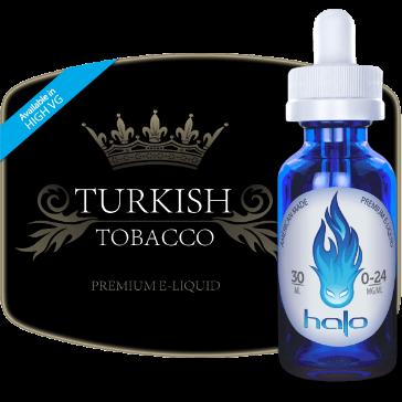 30ml TURKISH 6mg eLiquid (With Nicotine, Low) - eLiquid by Halo