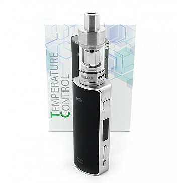 KIT - Eleaf iStick 60W TC & Melo 2 Sub Ohm TC Full Kit ( Stainless )