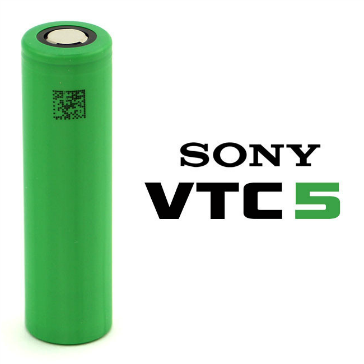 ΜΠΑΤΑΡΙΑ - Sony VTC5 High Drain 18650 Battery ( Flat Top )