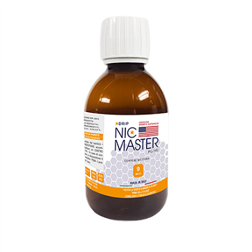D.I.Y. - 250ml NIC MASTER Drip Series eLiquid Base (20% PG, 80% VG, 9mg/ml Nicotine)