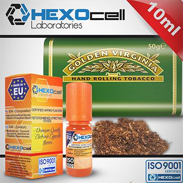 D.I.Y. - 10ml VIRGINIA eLiquid Flavor by HEXOcell
