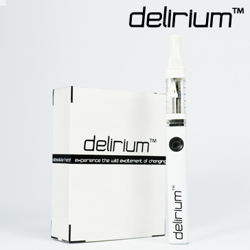 Electronic Cigarette - delirium White (Single Kit)