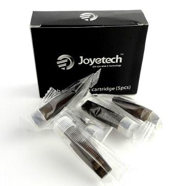 ΦΊΛΤΡΑ / ΔΕΞΑΜΕΝΈΣ - 5x Joyetech eCab Black Cartridges ( Compatible with OVALE eCab )