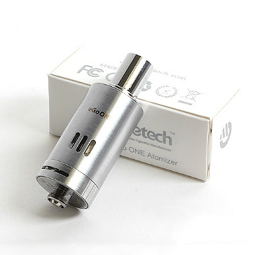 ΑΤΜΟΠΟΙΗΤΉΣ - JOYETECH eGo ONE CT Sub Ohm & TC Atomizer ( Stainless )