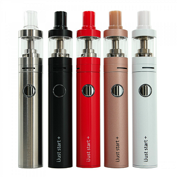 KIT - Eleaf iJust Start Plus Sub Ohm Starter Kit ( Silver )