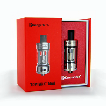 ΑΤΜΟΠΟΙΗΤΉΣ - KANGER Toptank Mini Clearomizer ( Stainless )