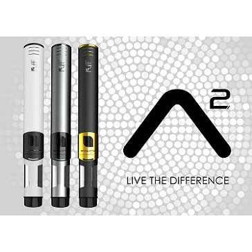 KIT - PUFF AVATAR 2 550mAh Single Kit ( Black )
