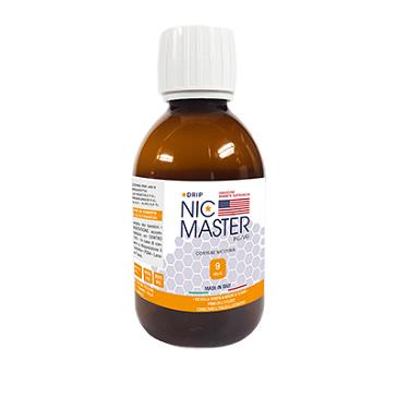 D.I.Y. - 100ml NIC MASTER Drip Series eLiquid Base (20% PG, 80% VG, 9mg/ml Nicotine)