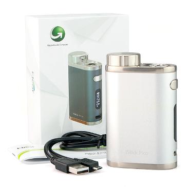 ΜΠΑΤΑΡΙΑ - Eleaf iStick Pico 75W TC Box Mod ( Silver )
