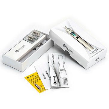 KIT - Joyetech eGo AIO D19 Full Kit ( Black & Grey )