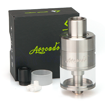 ΑΤΜΟΠΟΙΗΤΉΣ - GEEK VAPE Avocado 24mm RDTA Rebuildable Dripping Tank Atomizer ( Stainless )