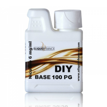 D.I.Y. - 100ml ELIQUID FRANCE eLiquid Base (100% PG, 6mg/ml Nicotine)