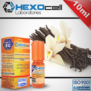 D.I.Y. - 10ml VANILLA MADAGASCAR eLiquid Flavor by HEXOcell