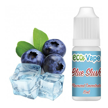 D.I.Y. - 10ml BLUE SLUSH eLiquid Flavor by Eco Vape
