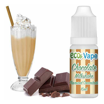 D.I.Y. - 10ml CHOCOLATE MILKSHAKE eLiquid Flavor by Eco Vape
