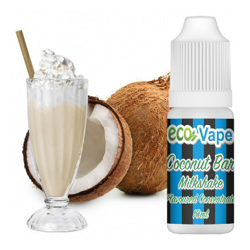 D.I.Y. - 10ml COCONUT BAR MILKSHAKE eLiquid Flavor by Eco Vape