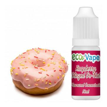 D.I.Y. - 10ml RASPBERRY GLAZED DONUT eLiquid Flavor by Eco Vape
