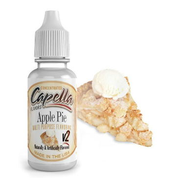 D.I.Y. - 10ml APPLE PIE V2 eLiquid Flavor by Capella