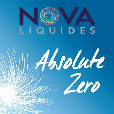 D.I.Y. - 10ml ABSOLUTE ZERO eLiquid Flavor by Nova Liquides