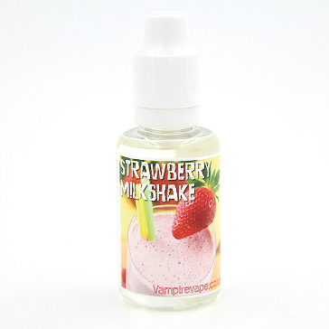D.I.Y. - 30ml STRAWBERRY MILKSHAKE eLiquid Flavor by Vampire Vape