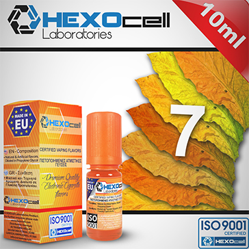 D.I.Y. - 10ml 7 FOGLIE eLiquid Flavor by HEXOcell