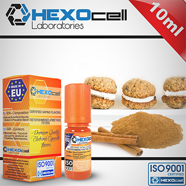D.I.Y. - 10ml CINNAMON COOKIES eLiquid Flavor by HEXOcell