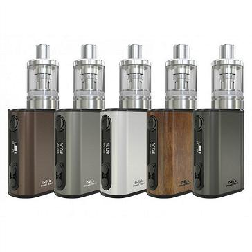 KIT - Eleaf iStick Power Nano 40W TC Full Kit ( Silver )