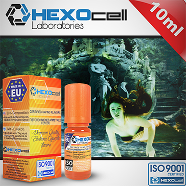 D.I.Y. - 10ml LOST ATLANTIS eLiquid Flavor by HEXOcell