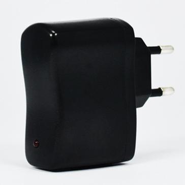ΦΟΡΤΙΣΤΗΣ - EU Αντάπτορας πρίζας τοίχου r 220V-to-USB ( συμβατός με όλα τα ηλεκτρονικά τσιγάρα )