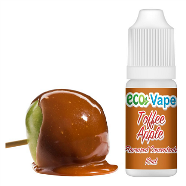 D.I.Y. - 10ml TOFFEE APPLE eLiquid Flavor by Eco Vape