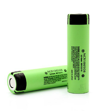 ΜΠΑΤΑΡΙΑ - Panasonic NCR18650B 3400mAh 12A Battery ( Flat Top )
