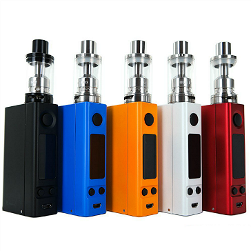 KIT - JOYETECH eVic VTC Dual Full Kit ( White )