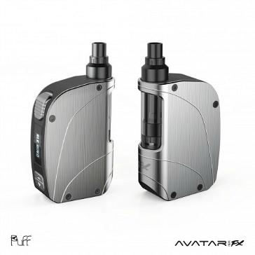 KIT - Puff AVATAR FX Mini 40W TC ( Stainless )