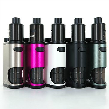 KIT - Eleaf Pico Squeeze Squonk Mod Full Kit ( Black )