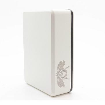 KIT - ASMODUS ONI 133W DNA200 TC Box Mod ( White )