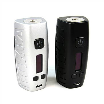 KIT - HUGO VAPOR BOXIN DNA75 TC Box Mod ( Black )