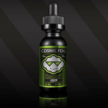 30ml KRYP 0mg High VG eLiquid (Without Nicotine) - eLiquid by Cosmic Fog