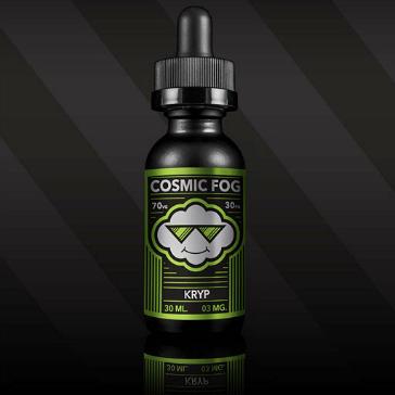 30ml KRYP 3mg High VG eLiquid (With Nicotine, Very Low) - eLiquid by Cosmic Fog