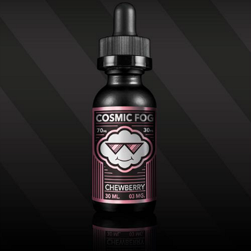 30ml CHEWBERRY 3mg High VG eLiquid (With Nicotine, Very Low) - eLiquid by Cosmic Fog