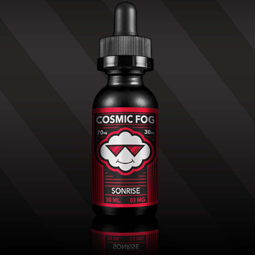 30ml SONRISE 0mg High VG eLiquid (Without Nicotine) - eLiquid by Cosmic Fog