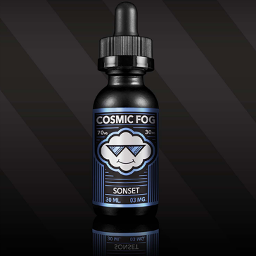 30ml SONSET 0mg High VG eLiquid (Without Nicotine) - eLiquid by Cosmic Fog