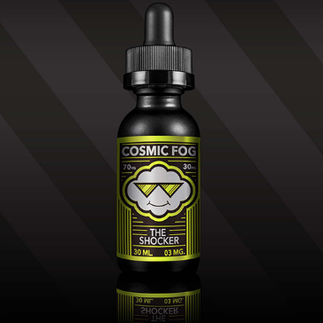 30ml THE SHOCKER 3mg High VG eLiquid (With Nicotine, Very Low) - eLiquid by Cosmic Fog