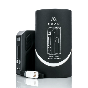 KIT - LOST VAPE SKAR DNA75 ( Black )