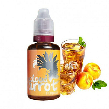 30ml FRUIT ICE TEA 3mg 70% VG eLiquid (With Nicotine, Very Low) - eLiquid by Cloud Parrot
