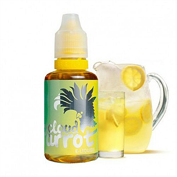 30ml LEMONADE 0mg 70% VG eLiquid (Without Nicotine) - eLiquid by Cloud Parrot